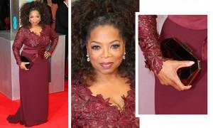 FESTA BORDÔ VEST Oprah Winfrey veste Stella McCartney