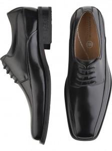 Sapato Masc bico quadrado