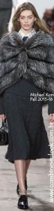 Michael Kors Fall-Winter 2015-2016 show,Vogue English 4 LOGO SITE