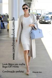 Miranda Kerr - CASACO LONGO MALHA logo site