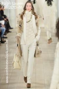 Ralph Lauren New York -  Collezioni Autunno Inverno 2015-16 - Vogue logo site