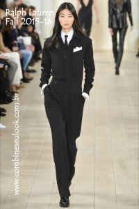 Ralph Lauren New York -  Collezioni Autunno Inverno 2015-16 - Vogue terninho pto logo site