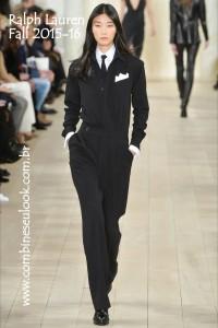 Ralph Lauren New York -  Collezioni Autunno Inverno 2015-16 - Vogue terninho pto logo site