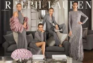 Ralph Lauren New York -  Collezioni Autunno Inverno 2015-16 - cinza e rosê Vogue