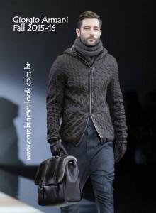 Giorgio Armani Inverno 2015-16 LOGO SITE