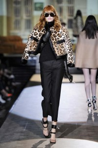 DSQUARED2Womenswear Fall Winter 2014 Milan Fashion Week February 2014