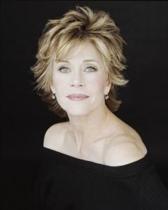 MAKE UP PELE MADURA Jane Fonda 2