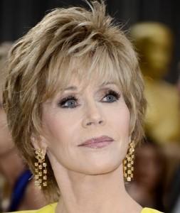 MAKE UP PELE MADURA Jane Fonda