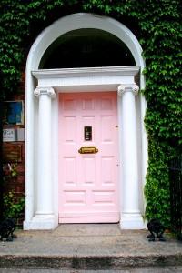 CANDY COLORS porta rosa bebê