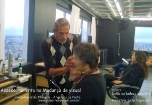 CORTE DE CABELO MÁRCIA e BETO LOGO 17SET2015