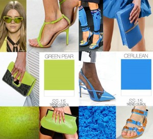 Fashion Colours SS 2015 VERDE AZUL