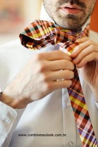 Look cam e gravata XDZ LOGO SITE