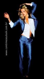 TERNINHO AZUL KLEIN Shantung clç e camisa bca LOGO SITE