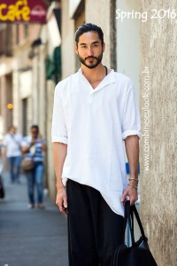 CAMISA túnica BRANCA - Prim Verão 2016 LOGO SITE