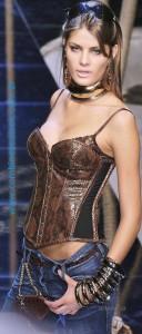 CORPETE MARROM Dolce&Gabbana LOGO SITE