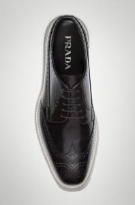 Sapato Masc oxfords Prada