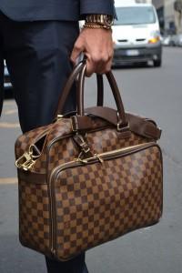 LOOK VIAGEM MASC CLÁSSICA Louis Vuitton