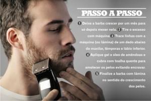 CUIDADOS PESSOAIS Fazer a barba 02