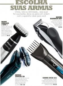 CUIDADOS PESSOAIS Fazer a barba 07