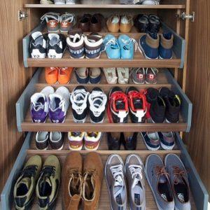 como-organizar-os-sapatos masculinos